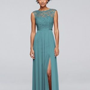 Never Worn Teal Blue Dress